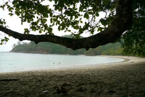 Espadilla beach, Manuel Antonio