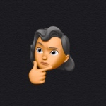 Memoji worried